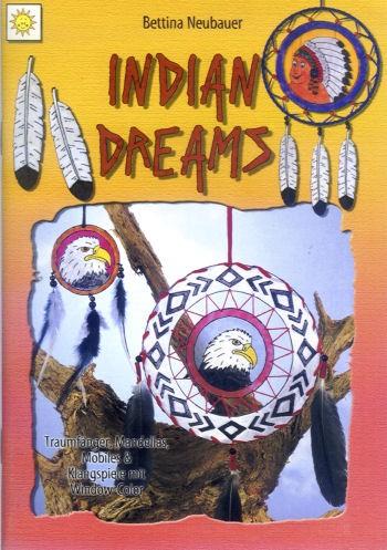 Bastelbuch Indian Dreams