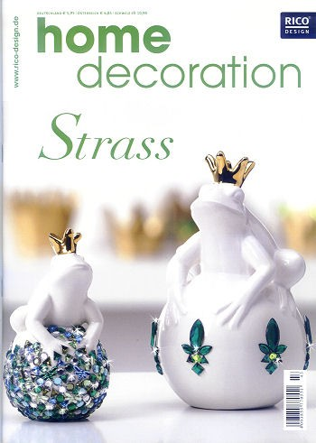 Buch home decoration - Strass