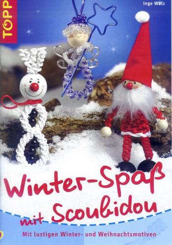 Buch Winter-Spaß mit Scoubidou