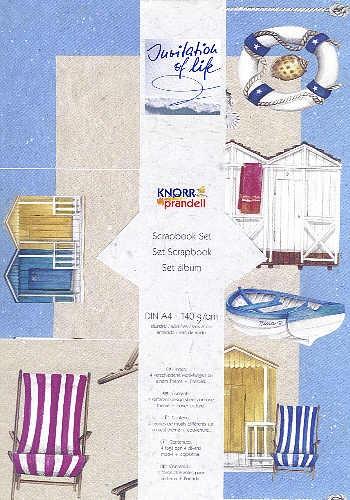 Scrapbook-Set Strand