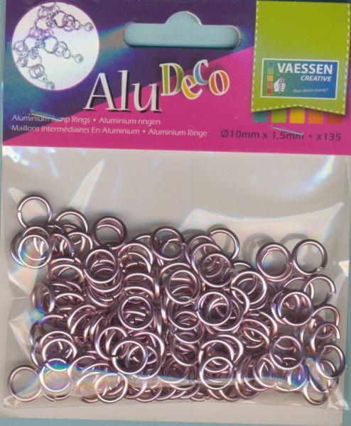 3901406_Alu-Deco-Jewelry-Aluminium-Ringe-10mm-rose-135-Stück