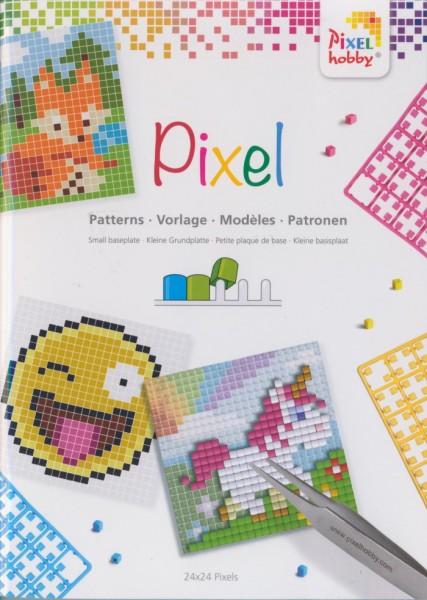 px20081_Pixelhobby-Vorlagenheft-2-kleine-Grundplatte