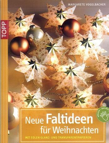 Buch Neue Faltideen für Weihnachten