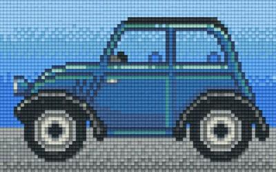 px802089_Pixelset-Oldtimer-blau-2