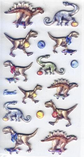 Softysticker Dinos