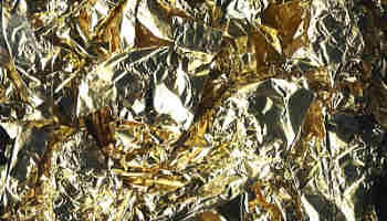 Design-Metall Flakes gold 1g