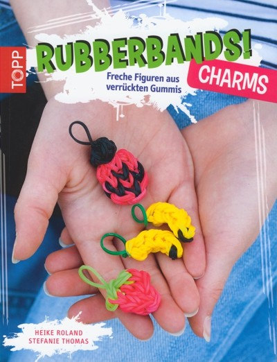 Buch RUBBERBANDS! Charms