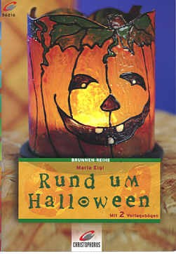 Bastelbuch Rund um Halloween