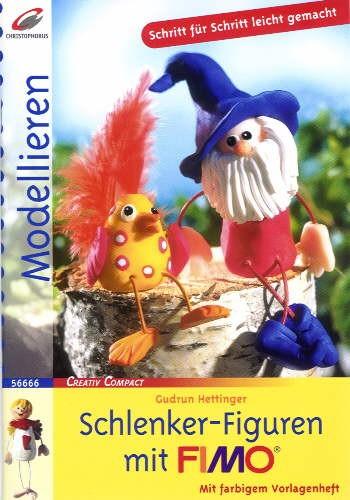 Buch Schlenker-Figuren mit Fimo