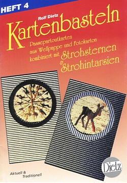 Buch Kartenbasteln mit Strohsternen