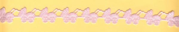 5158822 Satinband Kinderwagen 20mm rosa lfdm