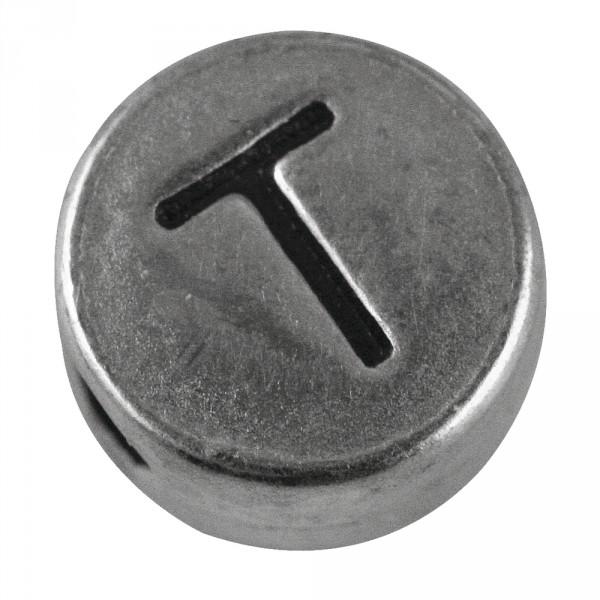 Rockstars Perle T 7mm silber