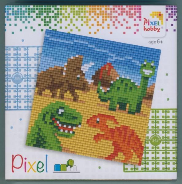 px44019_Pixelset-4-kleine-Basisplatten-Dinosaurier