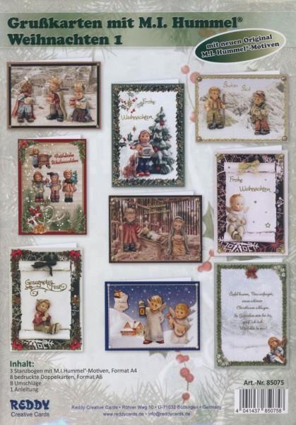 Set Grußkarten mit M.I. Hummel Weihnachten 1