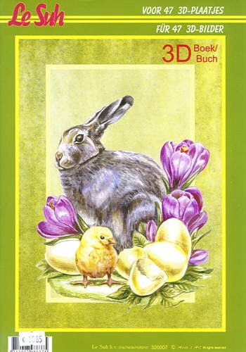 3D Motivbuch Ostern