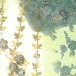 Vlies Flowers grün
