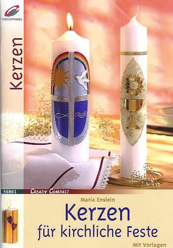 Buch Kerzen für kirchliche Feste