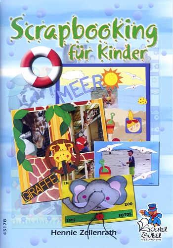 Buch Scrapbooking für Kinder
