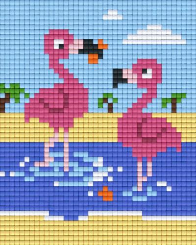 Set Flamingos 2