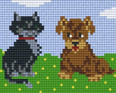 801103_Pixelset-Hund-und-Katze