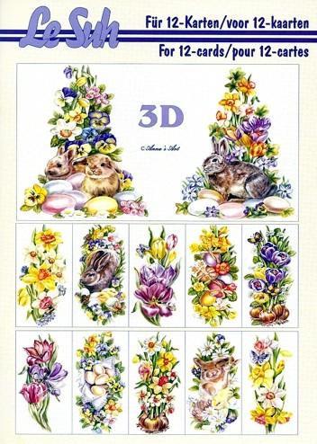 3D Motivbuch Ostern A5