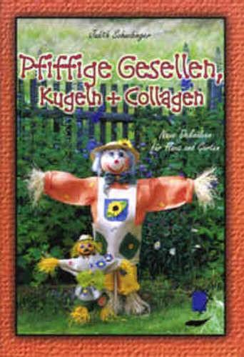Buch Pfiffige Gesellen, Kugeln u. Collagen