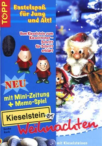 Buch Kieselsteiner Weihnachten