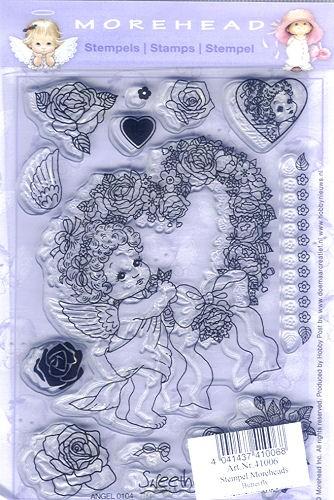Stempelset Morehead Angel