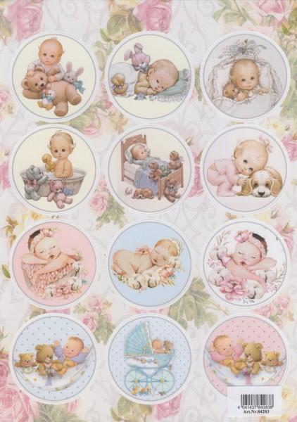 84283_Stanzbogen-Babys-II