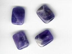 Amethyst flach ca.5x14x18mm