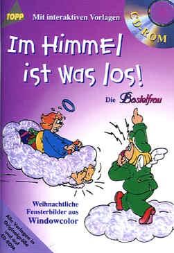Buch Im Himmel ist was los (mit CD)