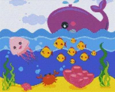 809308_Pixelset-Tiere-im-Wasser