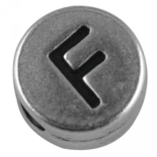 Rockstars Perle F 7mm silber