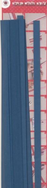 Papierstreifen royal blau