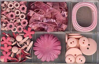Embellishment Kit rosa