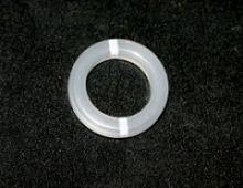 Polaris Kreis 20mm weiß glänzend