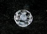 Glasschliffperle 16mm cristall