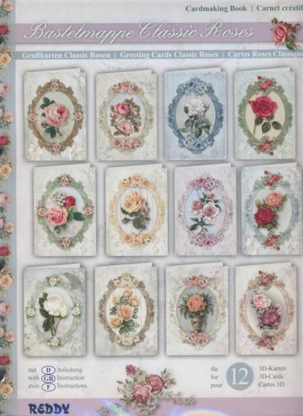 89058_Bastelmappe-Classic-Roses-für-12-3D-Karten