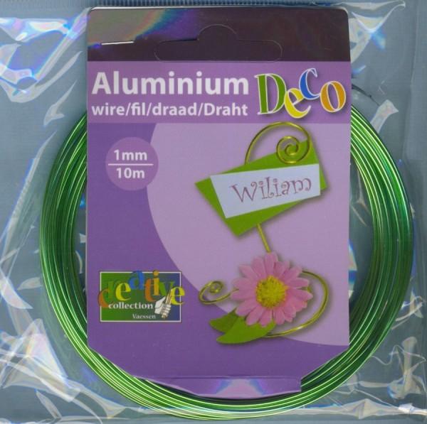 24239024_Aludraht-1mm-mintgrün-10m