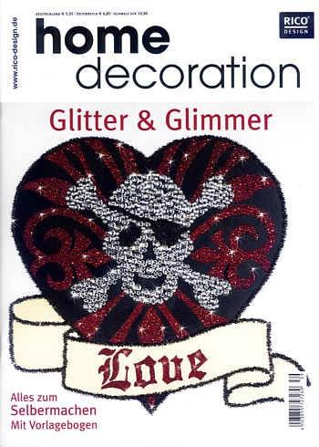 Buch Glitter und Glimmer