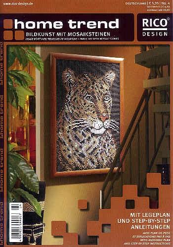 Buch Bildkunst mit Mosaiksteinen