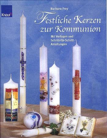 Buch Festliche Kerzen zur Kommunion
