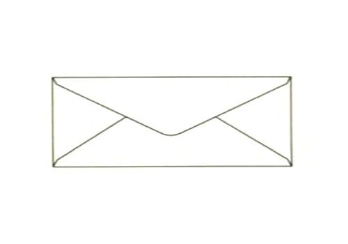 Briefumschlag C5/6 (DIN lang) 120g/qm