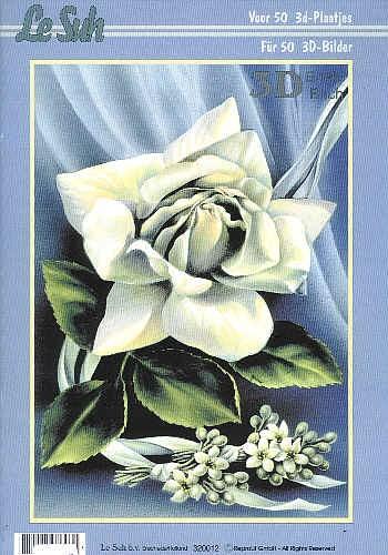 3D Motivbuch Blumengrüße