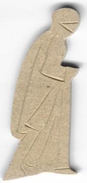 Holz-Dekor Beduine