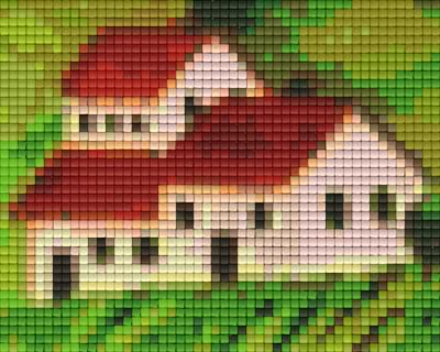 801180_Pixelset-Toskanische-Häuser