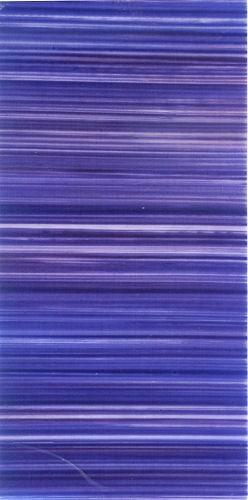 Wachsplatte 20x10cm blau gestreift