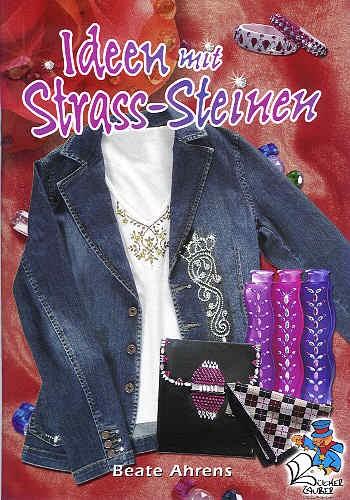 Buch Ideen mit Strass-Steinen