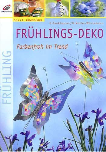 Buch Frühlings-Deko Farbenfroh im Trend