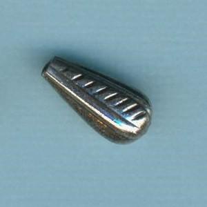 70900338_Metallperle-Tropfen-15x7mm-silber